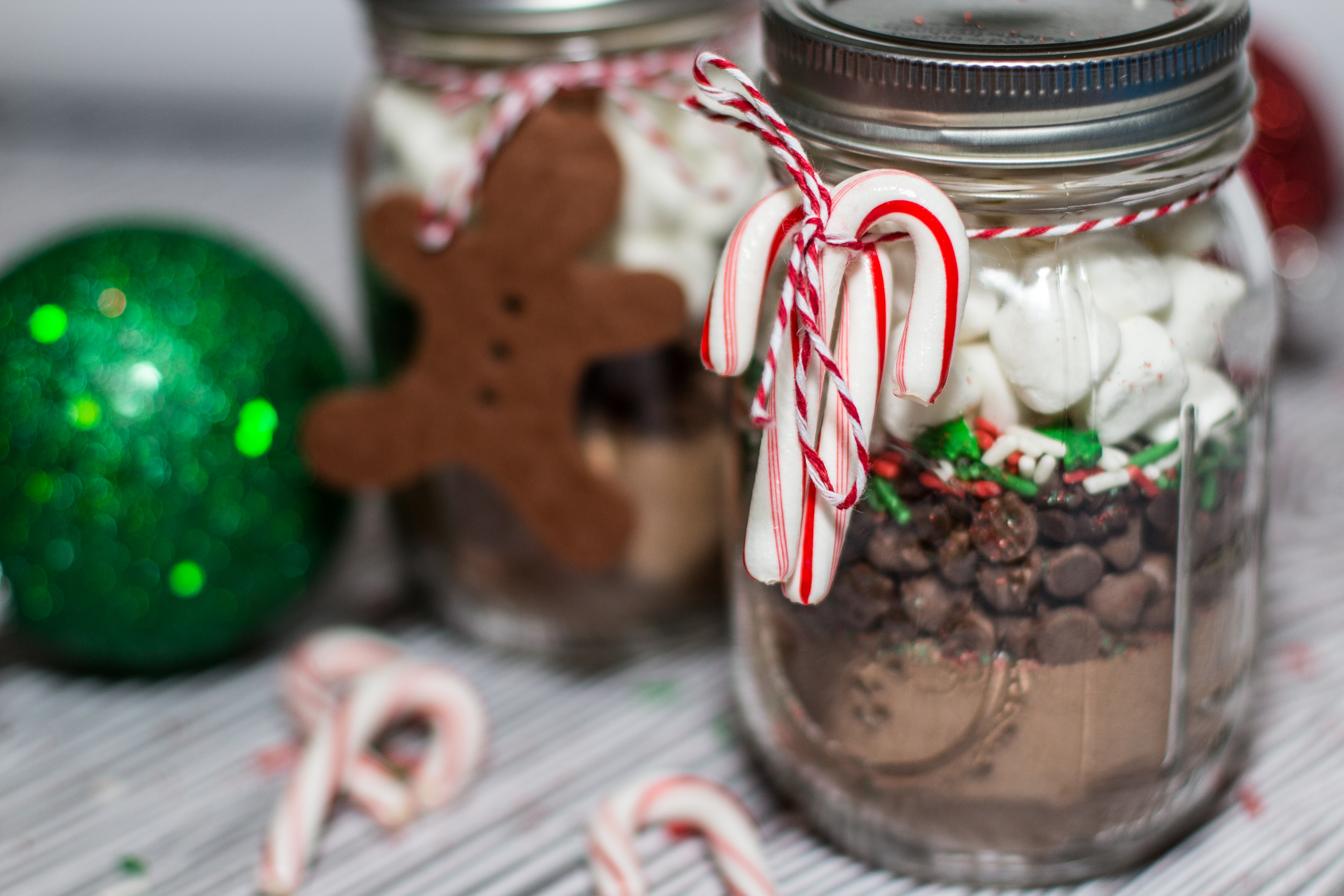 Gordy's 12 Days of Cooking | Recipe 10: Mason Jar Hot Chocolate ...